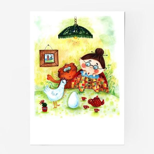 Постер «Скоро Пасха)»