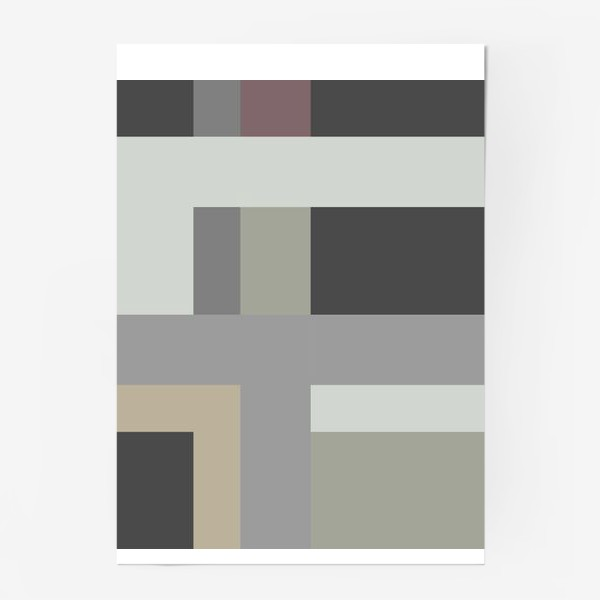 Постер «Abstract design for your creativity»
