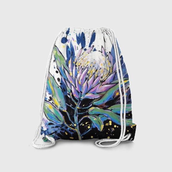 Рюкзак «Королевская протея II»