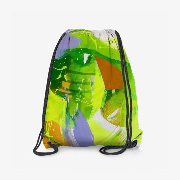 Рюкзак «Неоновый взрыв»