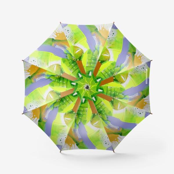 Зонт «Неоновый взрыв»