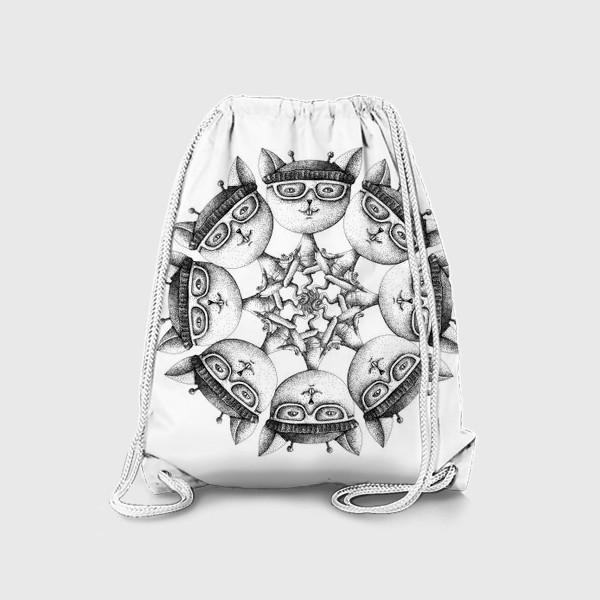 Рюкзак «котофей»