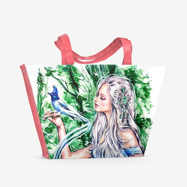 Пляжная сумка «Эльфийка»