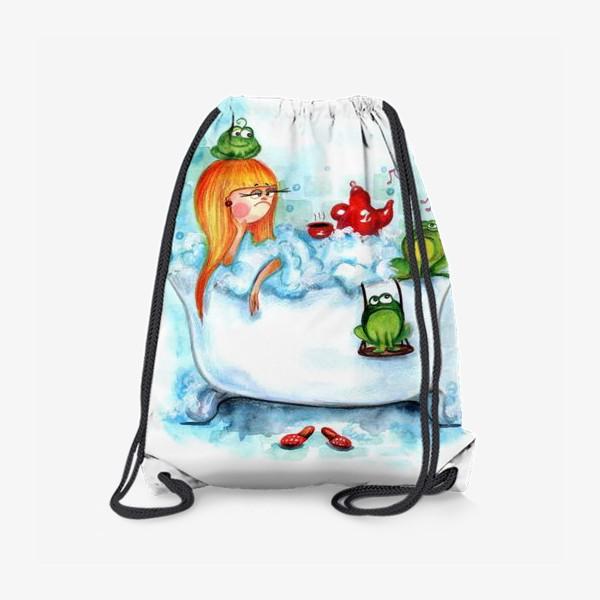 Рюкзак «Ква-ква»