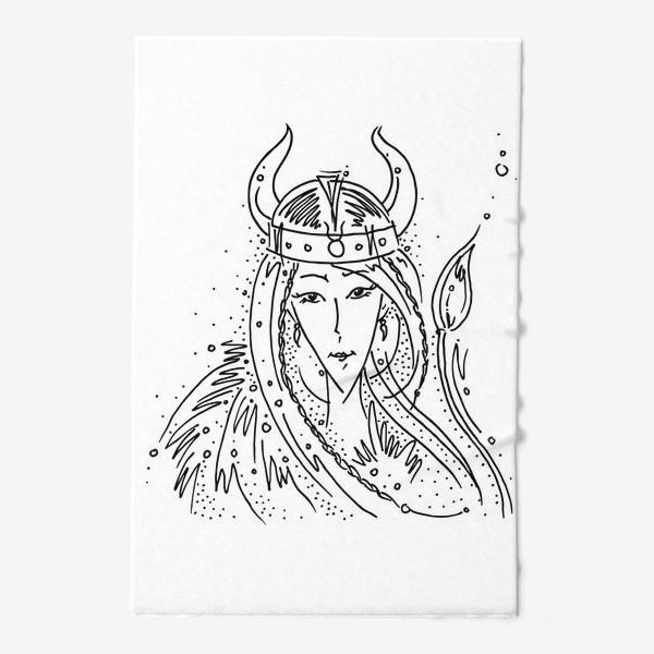 Полотенце «Телец зодиак»