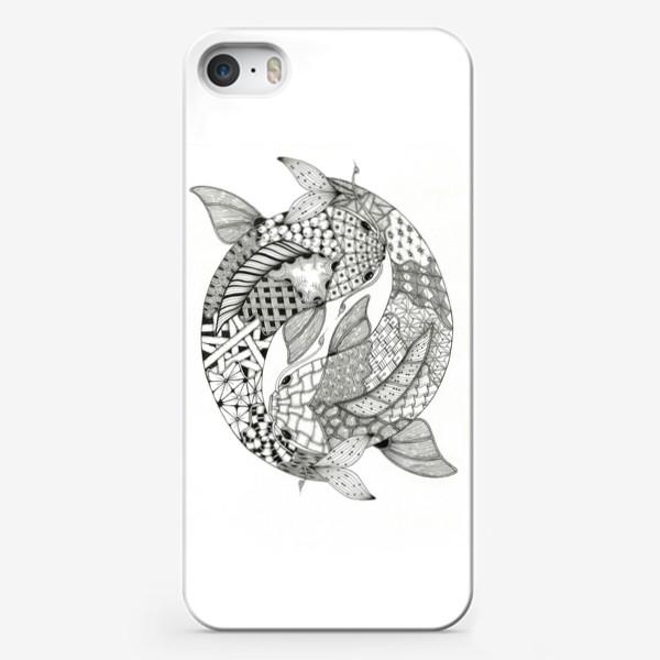 Чехол iPhone «Рыбы»