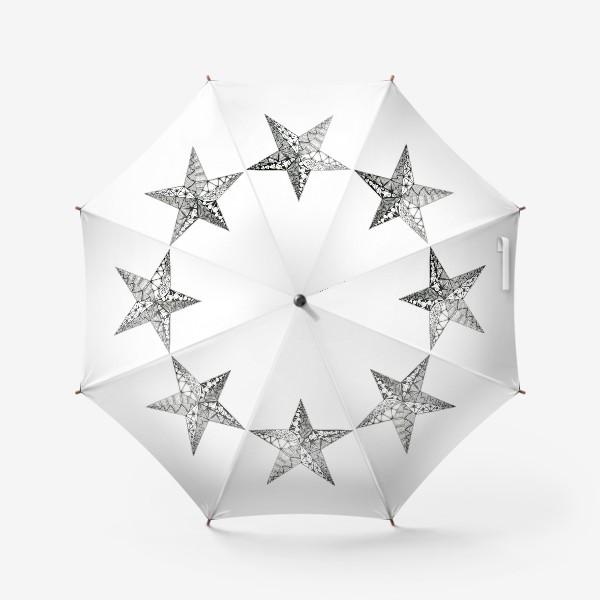 Зонт «Яркая звезда»
