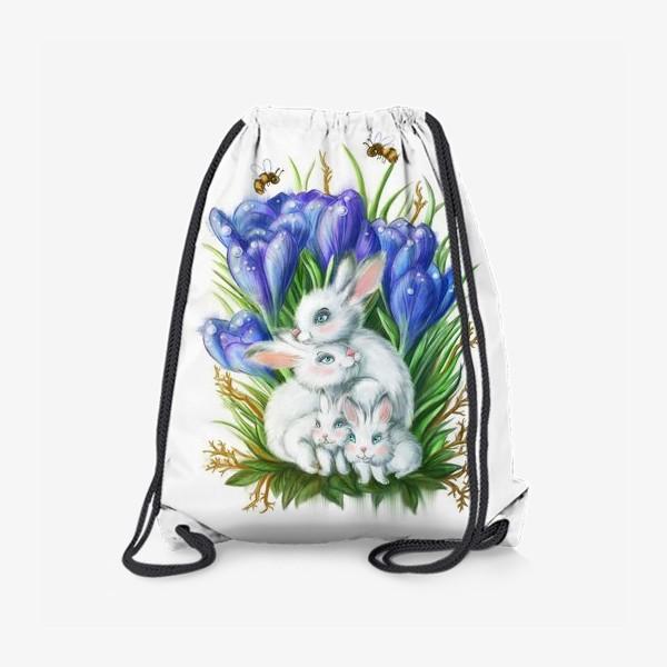 Рюкзак «Лесная семейка»