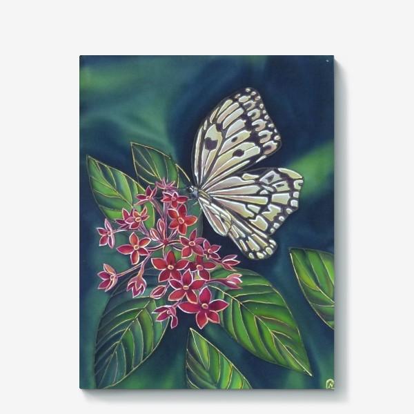Холст «Бабочка »