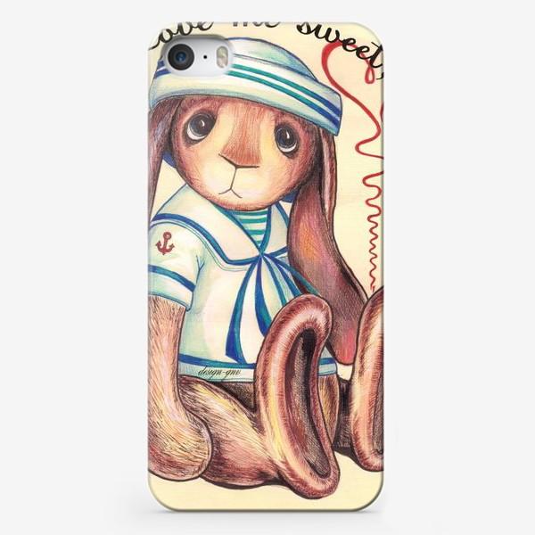 Чехол iPhone «люби меня нежно ...»