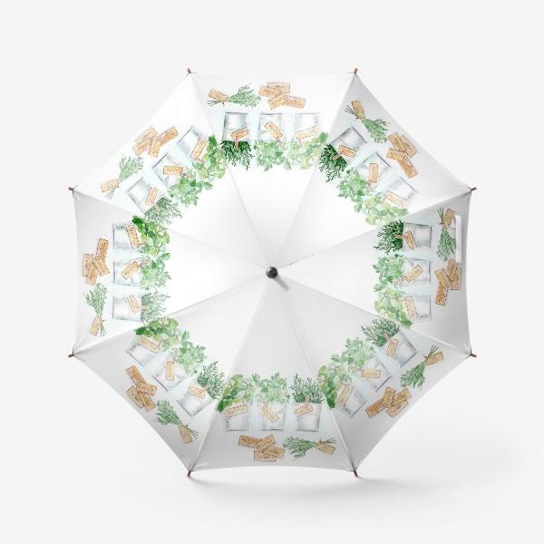 Зонт «Прованские травы»