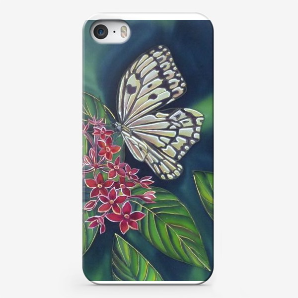 Чехол iPhone «Бабочка »