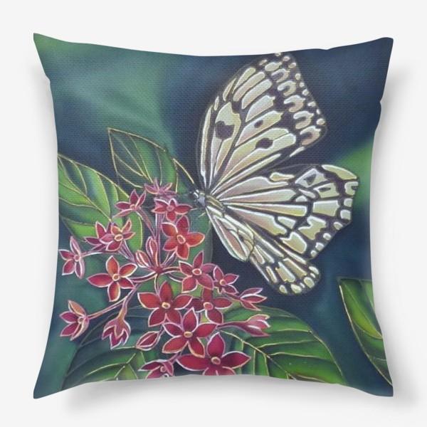 Подушка «Бабочка »