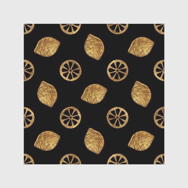 Скатерть «Золотые лимоны»