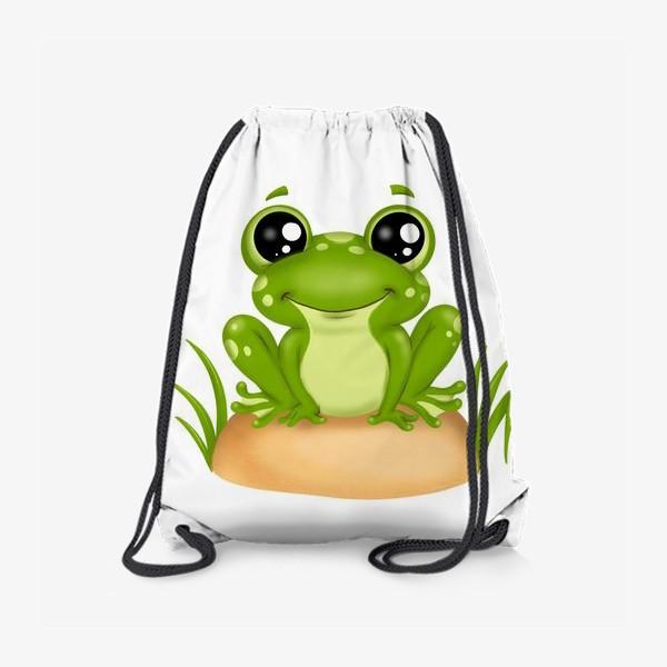 Рюкзак «Лягушонок»