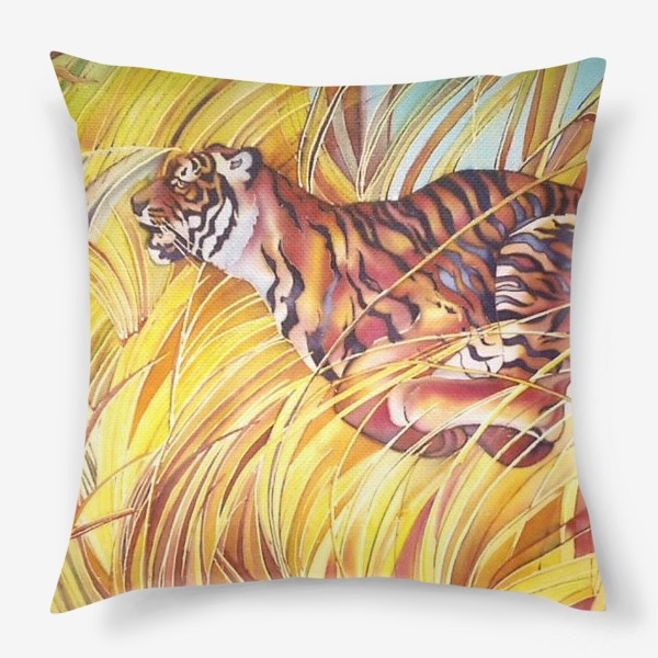 Подушка «тигр»