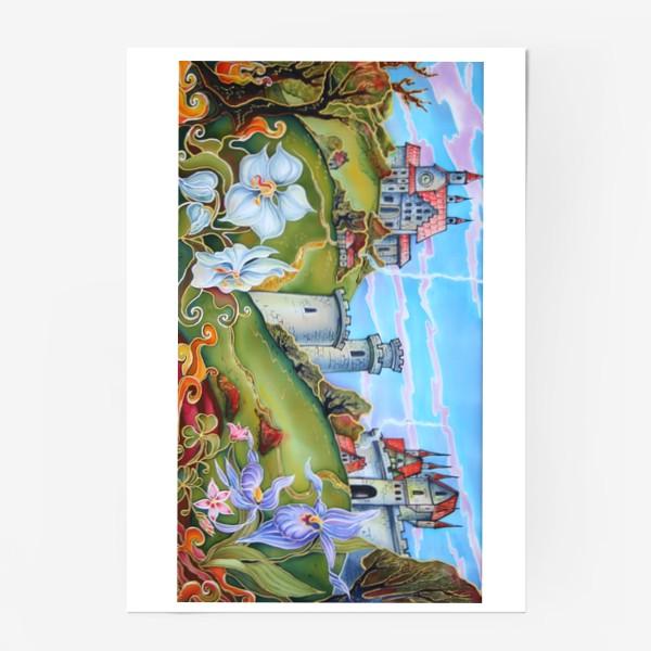 Постер «Замки »