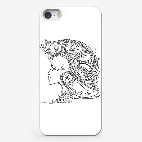 Чехол iPhone «Рыбы зодиак»