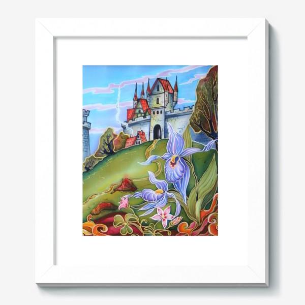 Картина «Замки »
