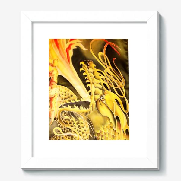 Картина «Зеленый дракон »