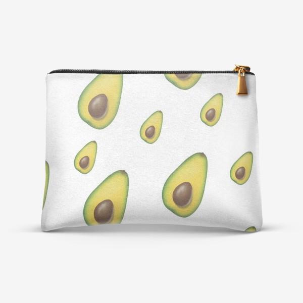 Косметичка «авокадо»