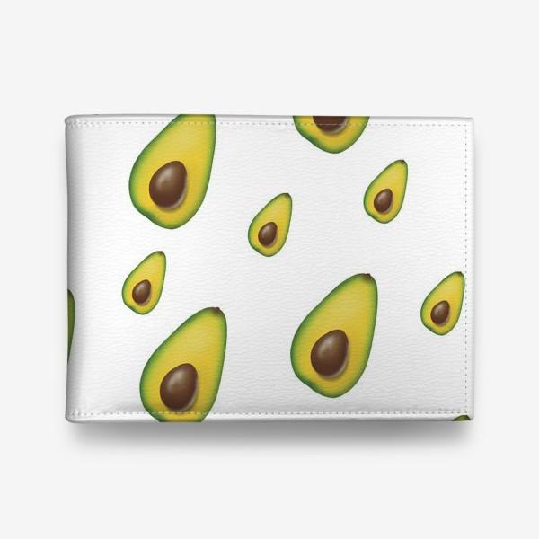 Кошелек «авокадо»