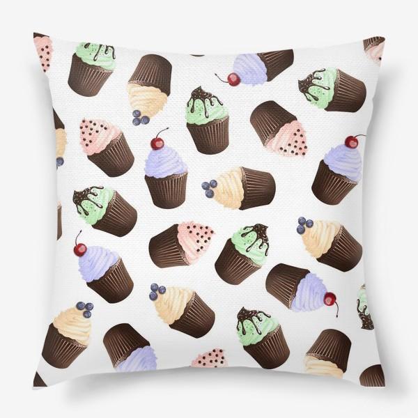 Подушка «очень сладко»