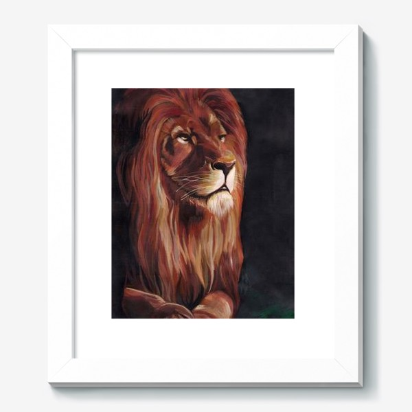 Картина «Царь»