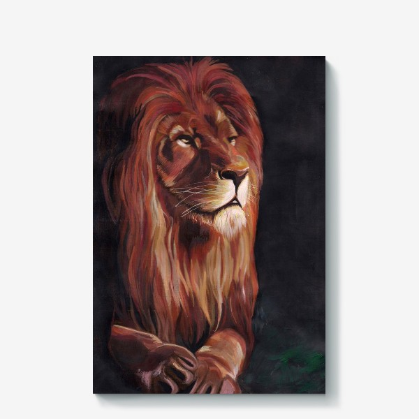 Холст «Царь»