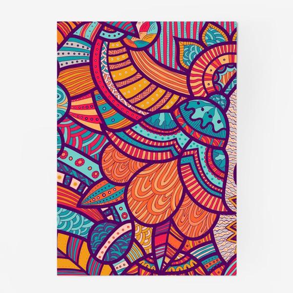 Постер «Индия»
