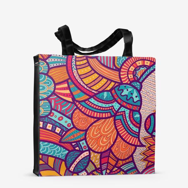 Сумка-шоппер «Индия»