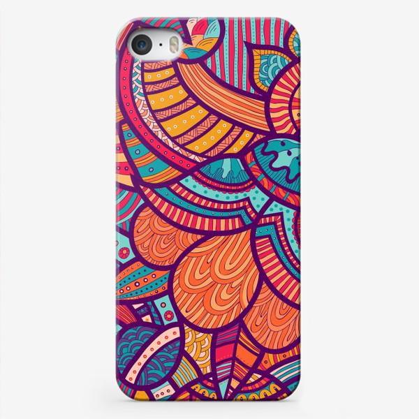 Чехол iPhone «Индия»
