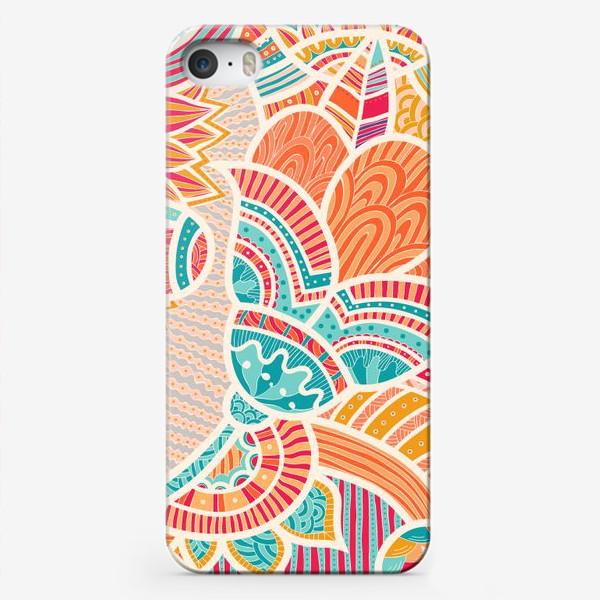 Чехол iPhone «Этнические узоры»