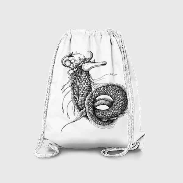 Рюкзак «Морской конек»