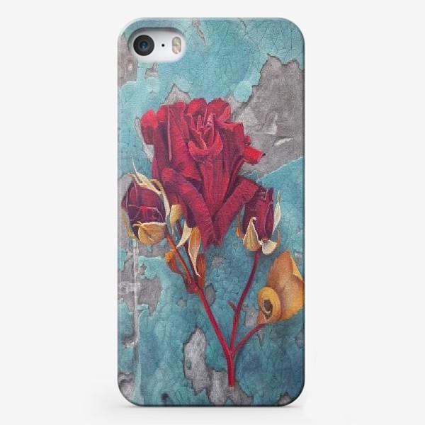 Чехол iPhone «Роза.»