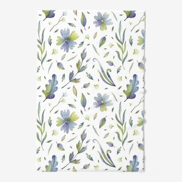 Полотенце «Полевые цветы и травы»