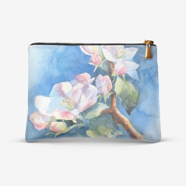 Косметичка «Цветы яблони»