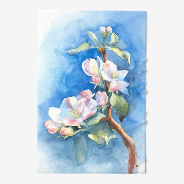 Полотенце «Цветы яблони»