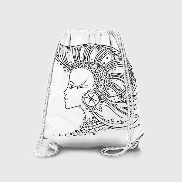 Рюкзак «Рыбы зодиак»