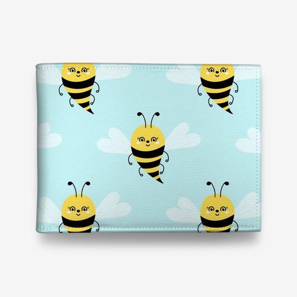Кошелек «Прелестные пчелки»