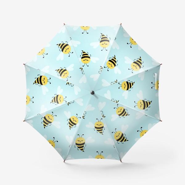 Зонт «Прелестные пчелки»