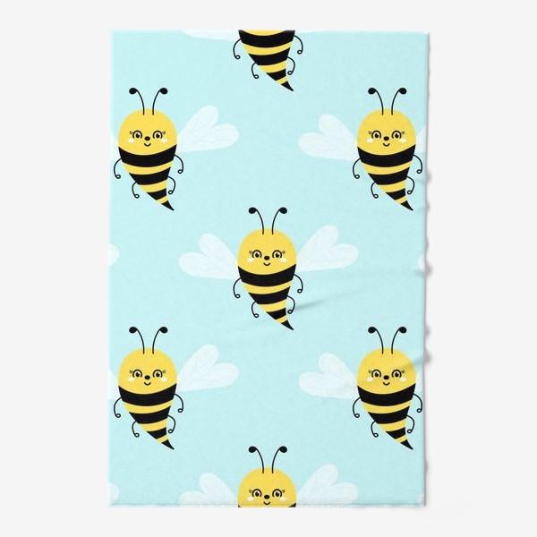 Полотенце «Прелестные пчелки»