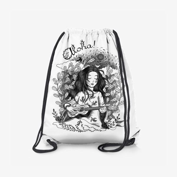 Рюкзак «Aloxa!»