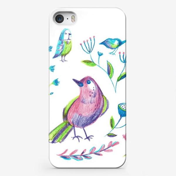 Чехол iPhone «Пасхальный узор»