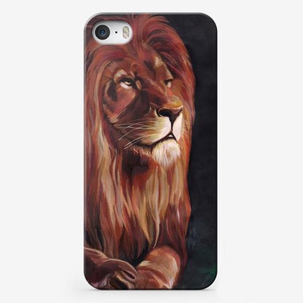 Чехол iPhone «Царь»