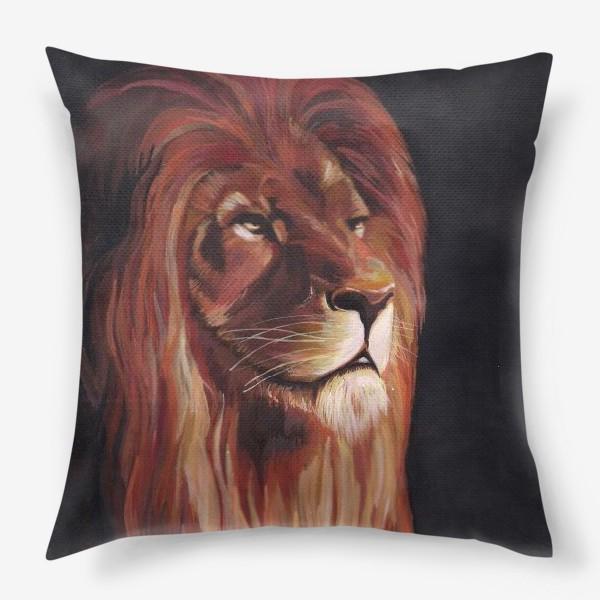 Подушка «Царь»