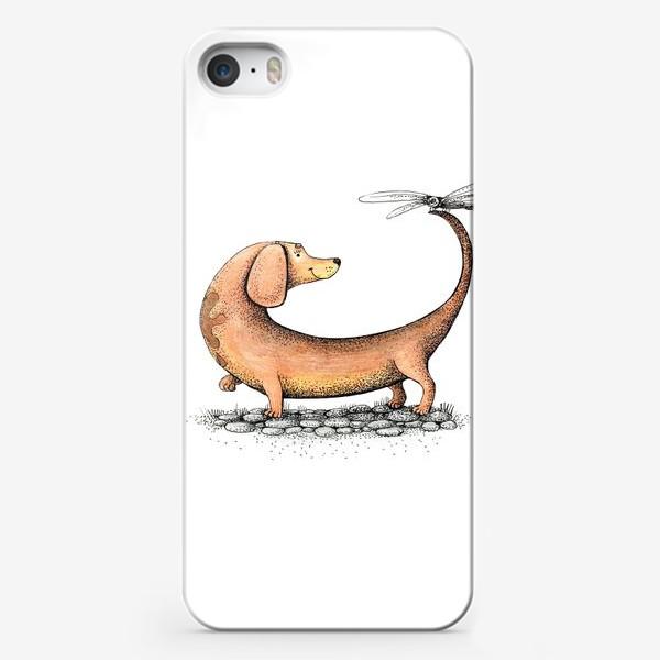 Чехол iPhone «Друг»
