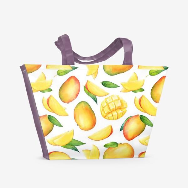 Пляжная сумка «Манго»