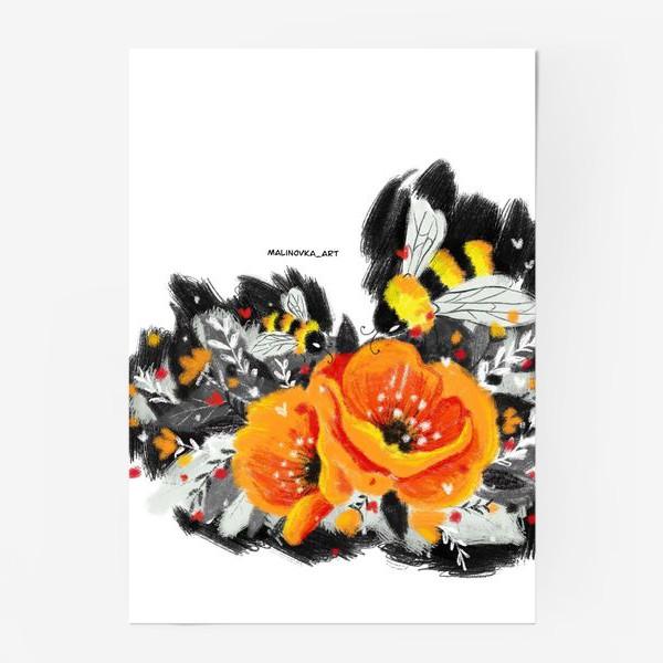 Постер «Пчёлы»
