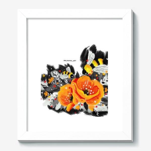Картина «Пчёлы»